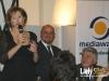 Carlo Vittorio Giovannelli con Letizia Moratti