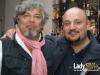 CarloVittorio Giovannelli con Ugo Conti