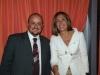 Carlo Vittorio Giovannelli con Maria Latella
