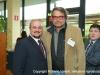 CarloVittorio Giovannelli con Oliviero Toscani