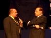 Carlo Vittorio Giovannelli con  Silvio Berlusconi